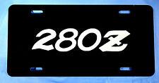 280Z DATSUN Aluminum License Plate, 6 inch x 12 inch, Custom gift