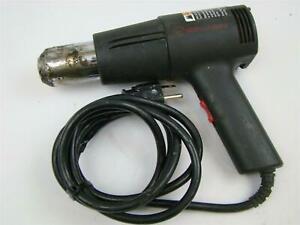 Milwaukee Model #1220 Heat Gun 60Hz 120VAC 10AMP 1200W