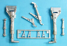 F6F-5 Hellcat Landing Gear for 1/24th Scale Airfix Models SAC 24010