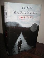 1st/1st Printing THE CAVE Jose Saramago RARE Modern Fiction NOBEL PRIZE