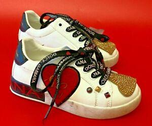 Dolce & Gabbana Children's Trainers - Size 26 - (EPP/GA3218)