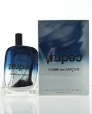 Blue Cedrat By Comme De Garcons For Men Eau De Parfum 3.4 Oz  100 Ml Spray NEW
