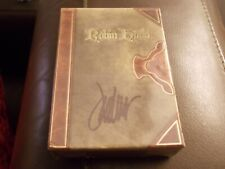 More details for signed jackson robinson robin hood playing cards,sealed.kings wild