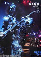 KISS PHOTO BOOK JAPAN LIVE CONCERT TOUR DOCUMENTARY 1977~1978 RARE