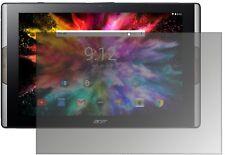 Acer Iconia Tab 10 A3-A50 Protection écran de Confidentialité Protecteur