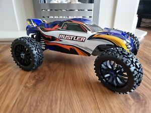 Traxxas Rustler 2wd VXL Brushless RC car