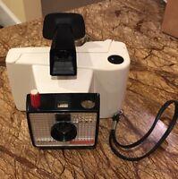 Vintage Polaroid Swinger Model 20 Instant Film Land Camera Made in USA 1960s