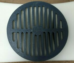 """ZURN P550 Cast Iron Floor Grate For Use With Mfr. No. Z550 -- 8"""""""