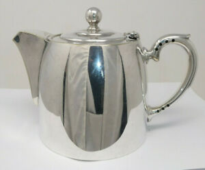 Vintage Silver Plated Teapot by Francis Howard