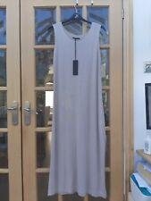 CREA CONCEPT  BEIGE/ NUDE FINE KNIT TUNIC DRESS -SIZE 44 -BNWT