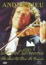 Andre Rieu Royal Dreams The Best Of Live In Concert New and Sealed UK R2