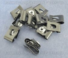 100 PACK FRONT PANEL MOUNTING CLIP FOR WASCOMAT W74,W124,W PART# 785701