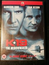 K-19 Widowmaker DVD Harrison Ford And Liam Neeson