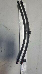For Mercedes A205 C205 S205 W205 X253 C & GLC Front Window Wiper Blade Set. New