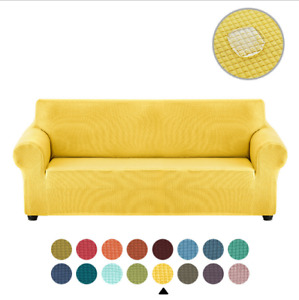 Waterproof Elastic Sofa Slip Cover Chair Couch Slipcover Furniture Protector New