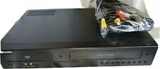 Samsung VCR DVD Player combo HDMI VHS 4 Head Recorder -V9800 with Remote -Tested