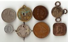 8 World Collezione Germania, Emirati Arabi Uniti, STRAITS Settlement, Russia, Francia, Cina