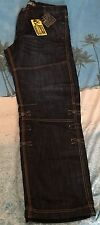 Jeans DISSIDENT tg 48 Eu (62 Italiana) Blu Scuro
