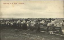 Moncton New Brunswick From Lewisville c1910 Postcard