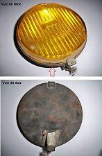 Optique phare anti-brouillard jaune complet Iode GAPA