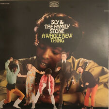 Sly & The Family Stone - A Whole New Thing LP - Vinyl Album - SEALED Record