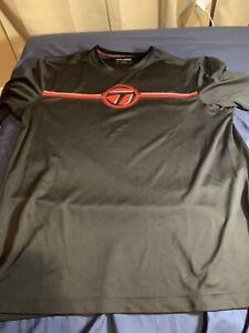 Taylormade Ashworth Large T-Shirt Black