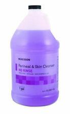 No Rinse Perineal Wash, 1 Gallon Body Wash, Fresh Scent Skin Cleanser, McKesson