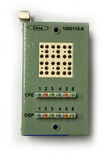 Circa Telecom 1880110-6 6 Pair 110 Connector Building Entrance Protector