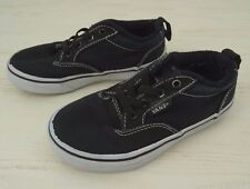 Vans shoes kid size 10.5 Black