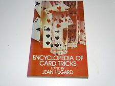 Encyclopedia of Card Tricks Jean Hugard Softbound Edition