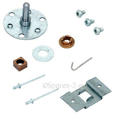 CREDA Genuine Tumble Dryer Drum Shaft Riveted Type Bearing Kit TR12 TU11 TU12