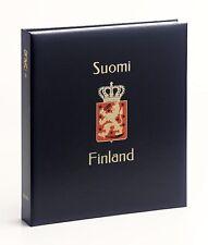 DAVO 3534 FINLAND Hingeless Album 2012-2017