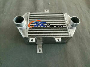 Side mount aluminum intercooler for Toyota MR2 SW20 3S-GTE 2.0 turbo 1991-1999
