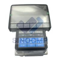 PC-8 PC200-8 Excavator Monitor LCD Module For Komatsu with 3 Month Warranty
