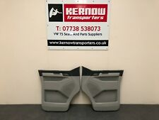 VW Volkswagen T6 Transporter Front Door Cards (2)