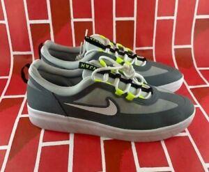 Men's Nike SB Nyjah Free 2 Huston Zoom Air Skateboard Shoes BV2078-003 Size 11
