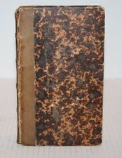 Vintage 1829 M. Dupont Ou La Jeune Fille Et Sa Bonne Book Par Ch. Paul De Kock