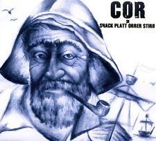 Cor-Snack plates-orrer crève CD NEUF