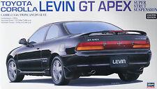 HASEGAWA® 20254 Toyota Corolla Levin GT APEX Super Strut Suspension in 1:24