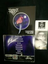 STEREO NASTY - TWISTING THE BLADE  - CD
