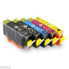 5pk Ink Cartridges Compatible for HP 564 XL PhotoSmart B8560 C309A C410A 6525
