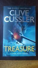 Treasure Clive Cussler Paperback