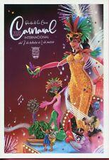 Puerto de la Cruz - Tenerife - Canarias - Postal cartel Carnaval 2020