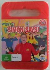 The Wiggles - Simon Says! DVD - BRAND NEW!  (REGION 4)
