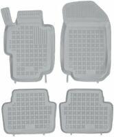 Genuine Oem Black Rubber All Weather Floor Mats Set For Acura Tsx 10 14 Ebay