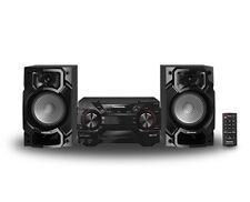 ***NEW*** PANASONIC SC-AKX220 450W CD USB Bluetooth Mini Hi-Fi System