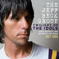 JEFF BECK GROUP THE - TWILIGHT OF THE IDOLS [CD]