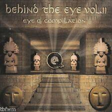 Behind The Eye VOL II 2 - RARE CD EYE Q '95 - TECHNO TRANCE DOWNTEMPO - TBFWM