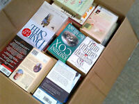 Joblot/Wholesale of 100 PAPERBACK FICTION BOOKS - BUNDLE – HIGH QUALITY