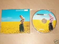 Love and Money - Winter - Limited Edition Picture CD - Ex Cond - Fast Postage